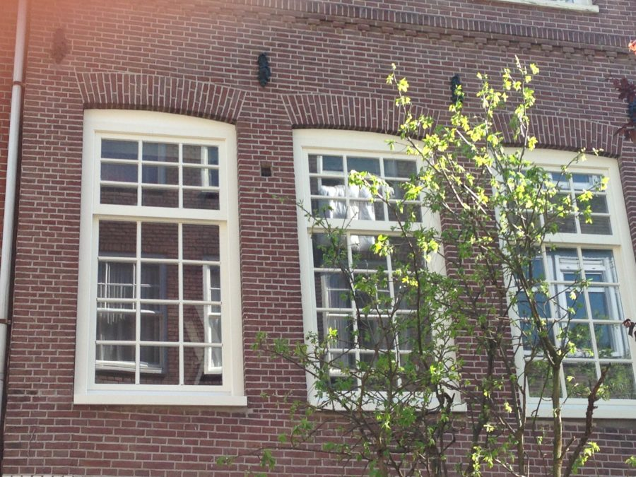 Vervangen gevelkozijnen - Amsterdam