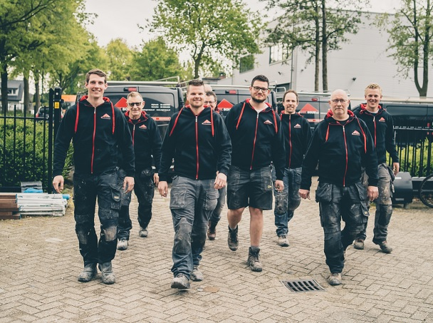 team Mgk bouw