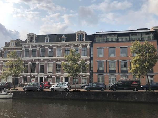 Totaal verbouw grachtenpand Haarlem